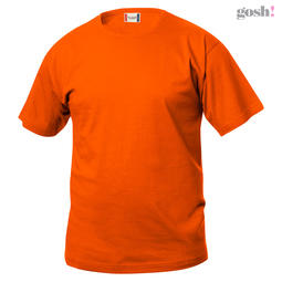 Basic-T t-skjorte Junior