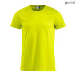 Neon t-skjorte
