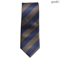 JH&F Tie Regimental Stripe