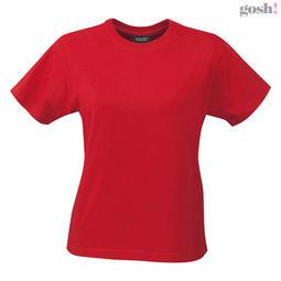 Jobman Work t-skjorte Lady