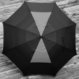 Kampanje stormparaply inkl 1 farge logo 1 sted