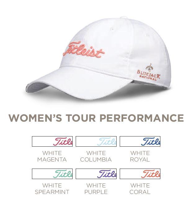 4e71411e045 ... Titleist Women s Tour Performance Golf Hat. Product image. Enlarge.  product-image. product-image
