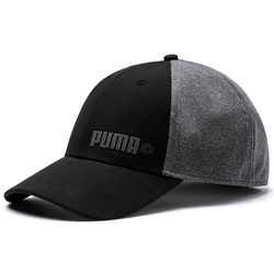 Puma Dot Mesh Jersey Stretch Fit Cap