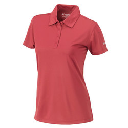 Columbia Ladies Omni-Wick Birdie Polo