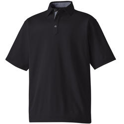 FootJoy ProDry Performance Stretch Pique Shirt- Self Collar
