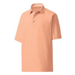 FootJoy ProDry Performance Solid Lisle Shirt - Self Collar