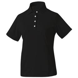 FootJoy Ladies ProDry Performance Solid Interlock Short Sleeve Shirt