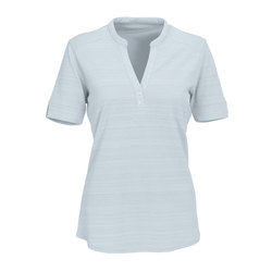 Vansport Ladies Strata Textured Polo