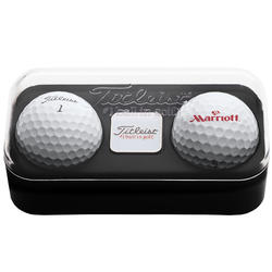 Titleist 2-Ball Pack with Marker