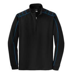 Nike Golf Dri-FIT 1/2 Zip Cover-Up-Self-Fabric Collar