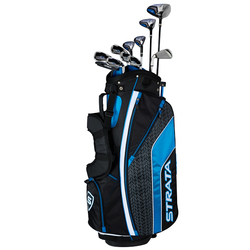 Strata Ultimate Men's 16 Piece Golf Club Set