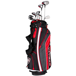 Strata Tour Men's 16 Piece Golf Club Set