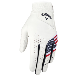 Callaway Men's USA Weather Spann Golf Glove