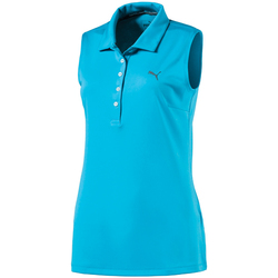 Puma Women's Pounce Sleeveless Polo
