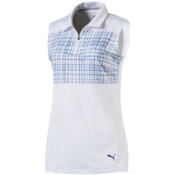 Puma Sleeveless Sport Polo