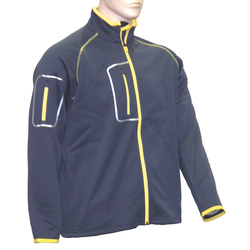 Men's Poly-Flex Full Zip Jacket