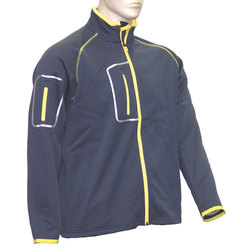 Men's Poly-Flex Full Zip Jacket