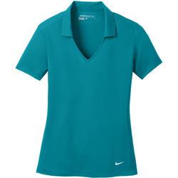 Nike Ladies Golf Dri-Fit Vertical Mesh Polo