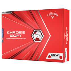 Callaway Chrome Soft/Chrome Soft X Truvis