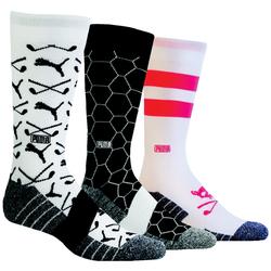 Puma Men's 3 Pair Pack Socks