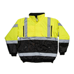 Premium Waterproof, Windproof, Breathable Safety Bomber
