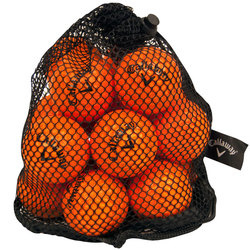 Callaway HX Soft Flight Practice Balls- 9 Pack
