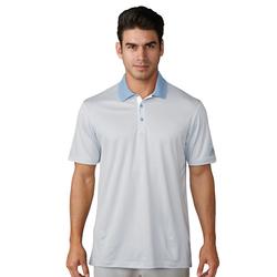 Adidas 2-Color Stripe Polo