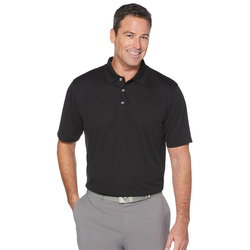 Callaway Twill Textured Polo