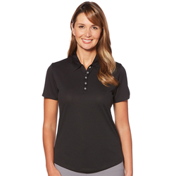 Callaway Ladies Twill Textured Polo