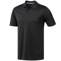 Adidas Performance 2-Color Stripe Polo Shirt