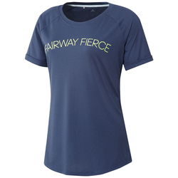 Adidas Women's Fairway Graphic Tee