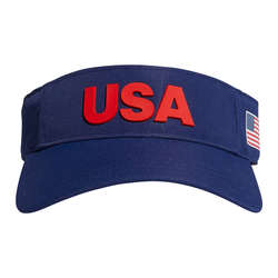 Adidas USA Golf Tour Visor