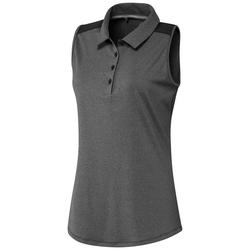 Adidas Women's Ultimate365 Sleeveless Polo Shirt
