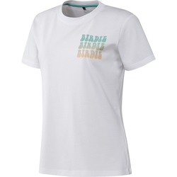 Adidas Ladies Birdie Tee Shirt