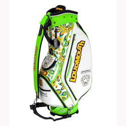 "Loud Mouth John Daly Collection 9"" Staff Bag"
