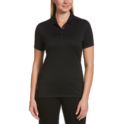 Jack Nicklaus Ladies Solid Textured Polo