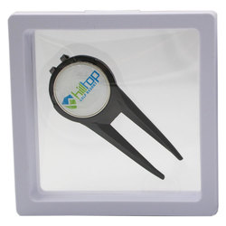 CapMate Hat Clip/Divot Tool in Levit8 Window Box