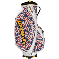 "Loud Mouth 9"" Staff Golf Bag"