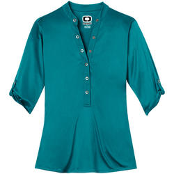 Ogio Ladies Crush Henley Shirt