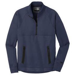 New Era Venue Fleece 1/4-Zip Pullover