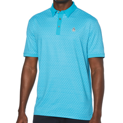 Original Penguin Geometric Polo