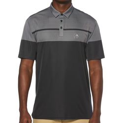 Original Penguin Birdseye Block Polo