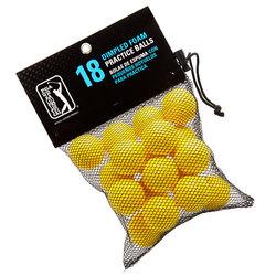 PGA Tour Foam Practice Balls