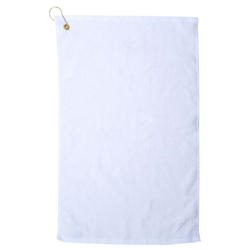 Embroidered Tru 25 Golf Towel