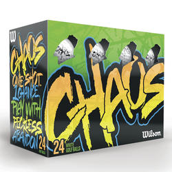 Wilson® Chaos™ (24-Ball Box)