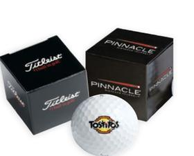 titleist standard 1 ball box with pro v1/pro v1x