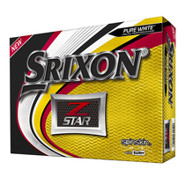 srixon z star - white