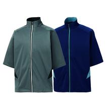 footjoy hydroknit short sleeve jacket