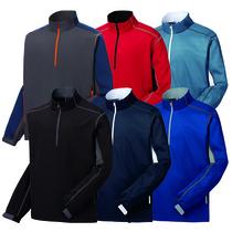 footjoy quarter-zip sport windshirt