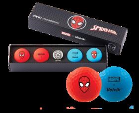 vivid x marvel special packs - spider-man